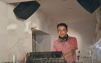 DJ Reece @ Ibiza