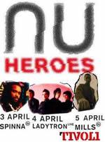 nu heroes