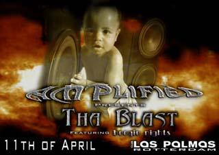 amplified blast