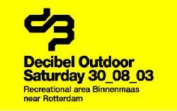 decibel outdoor