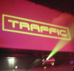 Traffic logo foto