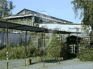 Ehemalige Krupp Werkstätte