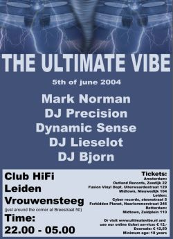 the ultimate vibe leiden