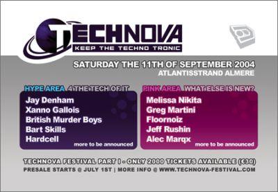 technova festival
