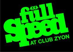4 x 4 full speed