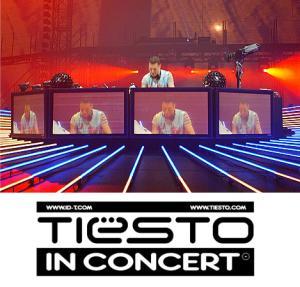 Tiësto in concert