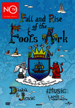 The Fall & Rise Of Fools Ark