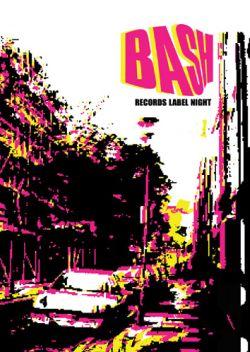 bash records label