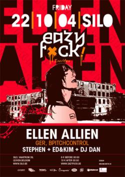 eazy fuck 22-10-2004