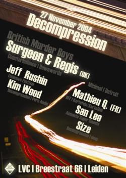 decompression 27-11-2004