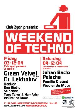 a weekend of techno 03 en 04-12-2004