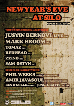 new years eve at silo 31-12-2004