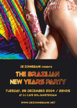 the brazilian new years party 28-12-2004