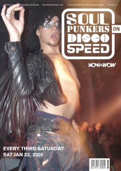 soulpunkers on disco speed 22-01-2005
