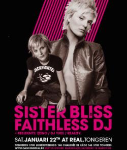 sister bliss at real 22-01-2005