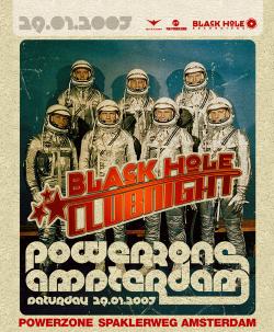 the black hole club night 29-01-2005