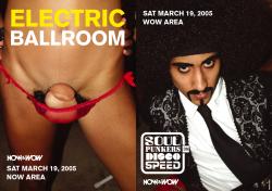 electric ballroom spods 19-02-2005