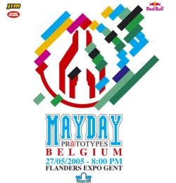 mayday prototypes 27-05-2005