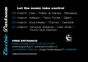 electric darkroom maart