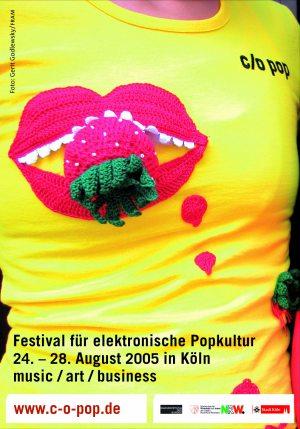 c/o pop festival 2005