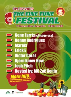 the fine tune festival 09-07-2005