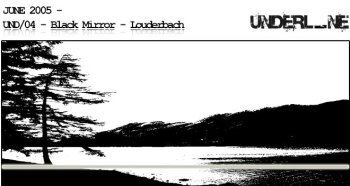 Underline 4 - Louderbach - Black Mirror