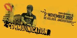 communication 05-11-2005