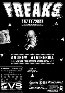 freaks 19-11-2005