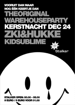 the original warehouse party 24-12-2005