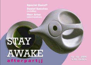Stay Awake 4 Tea