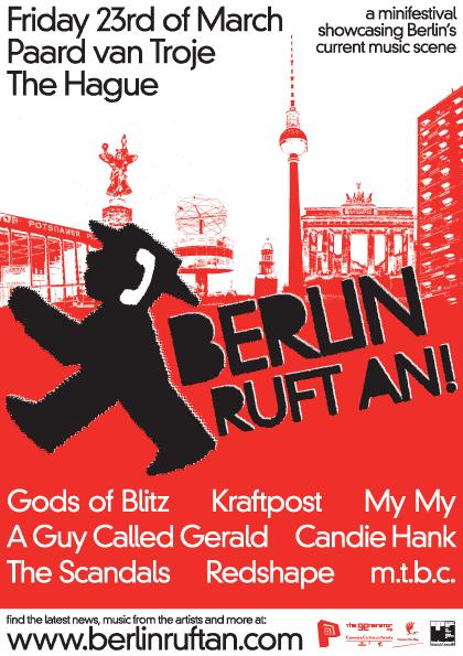 berlin ruft an 23-03-2007