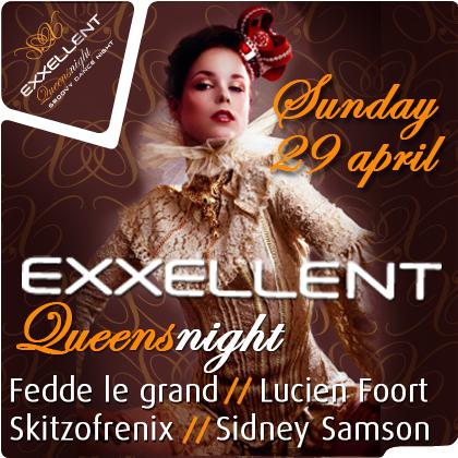 exxellent queensnight 29-04-2007