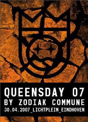 queensday zodiak commune 30-04-2007