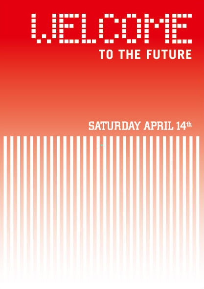 welcome to the future 14-04-2007
