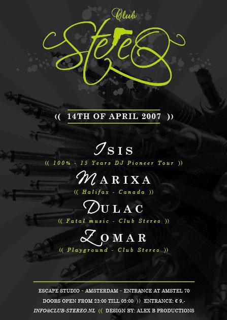 club stereo 14-04-2007