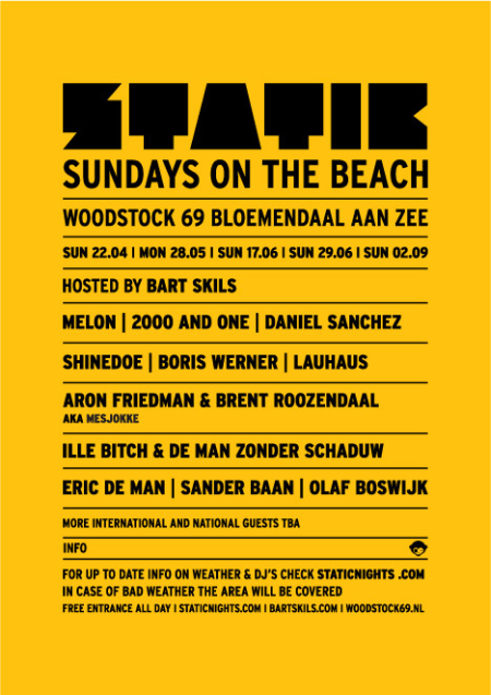 static sundays on the beach 2007