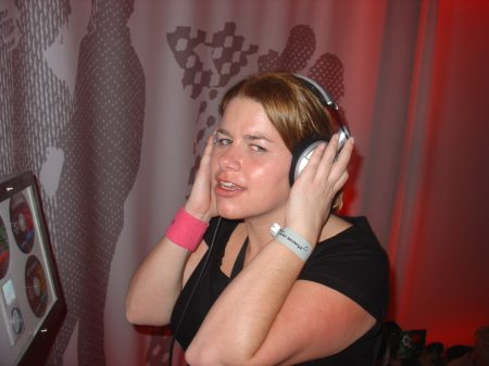 DJ Kitty ;-)