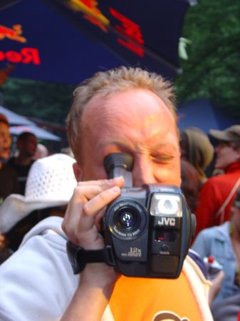 Cameraman Bas-Jan