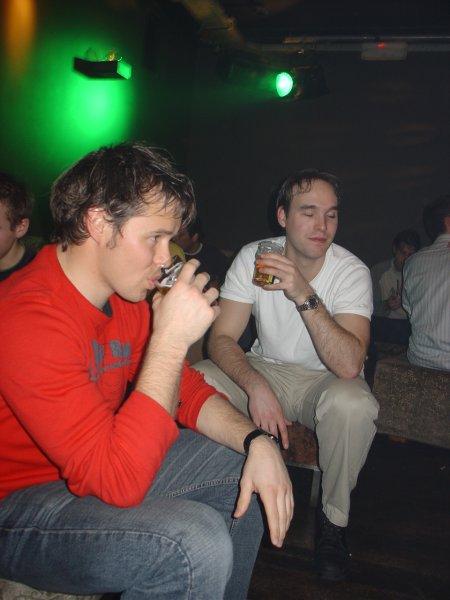 Bob en Geert