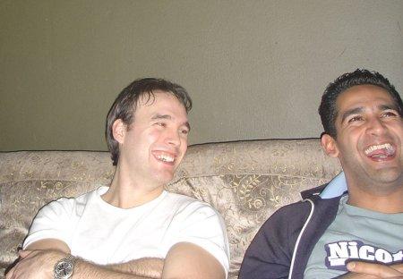 Geert en Marc