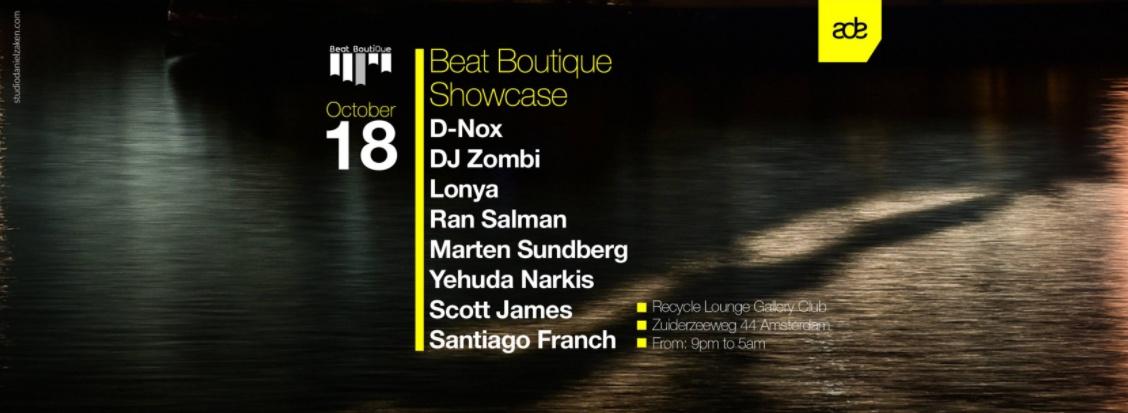 Beat Boutique Showcase