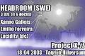 Project X-it met Headroom