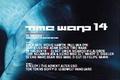 Timetable Time Warp 14