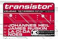 Transistor met Johannes Heil en James Ruskin
