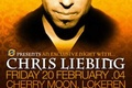 An Exclusive night with...Chris Liebing