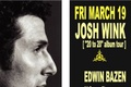 Josh Wink in Rotterdam!