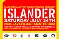 Line-up Islander bekend gemaakt