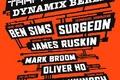 Speciale Classic/Acidhouse set Ben Sims tijdens Traffic + Timetable