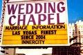 Trouwen in Las Vegas Stijl op Innercity