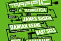 Aanstaande zaterdag Traffic on Tour in Groningen.